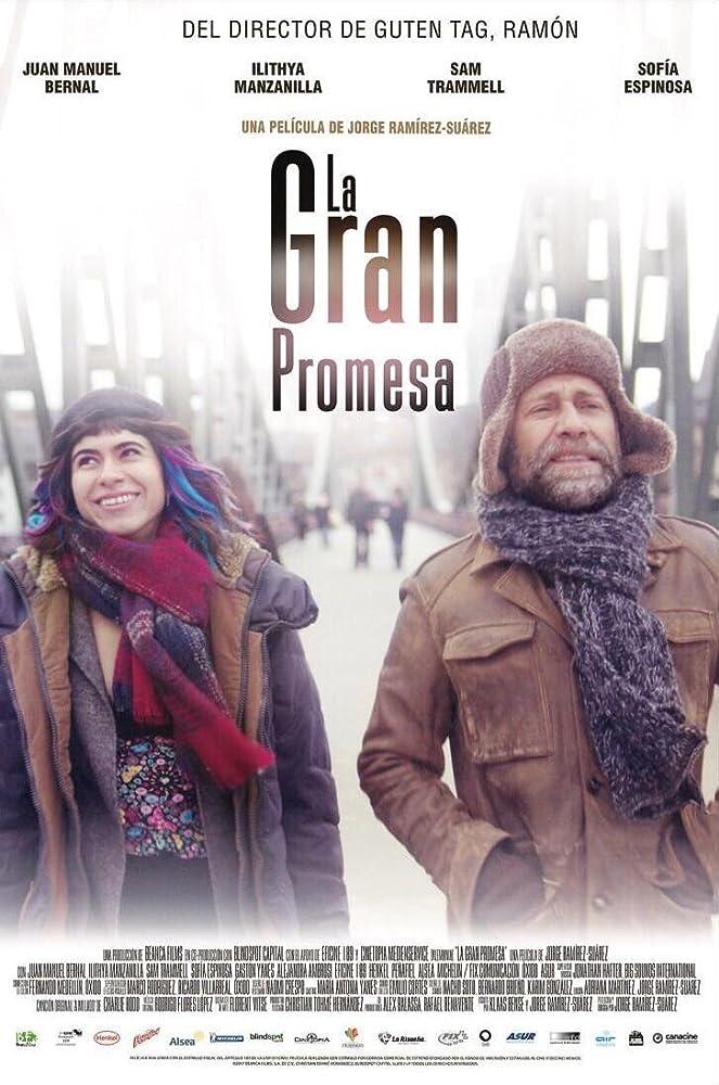 La Gran Promesa, póster oficial
