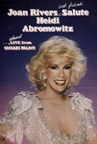 Primary photo for Joan Rivers and Friends Salute Heidi Abromowitz