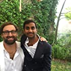 Eric Wareheim and Aziz Ansari in Master of None (2015)