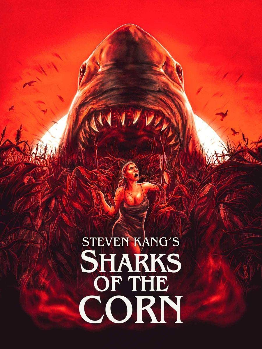 Sharks of the Corn (2021)