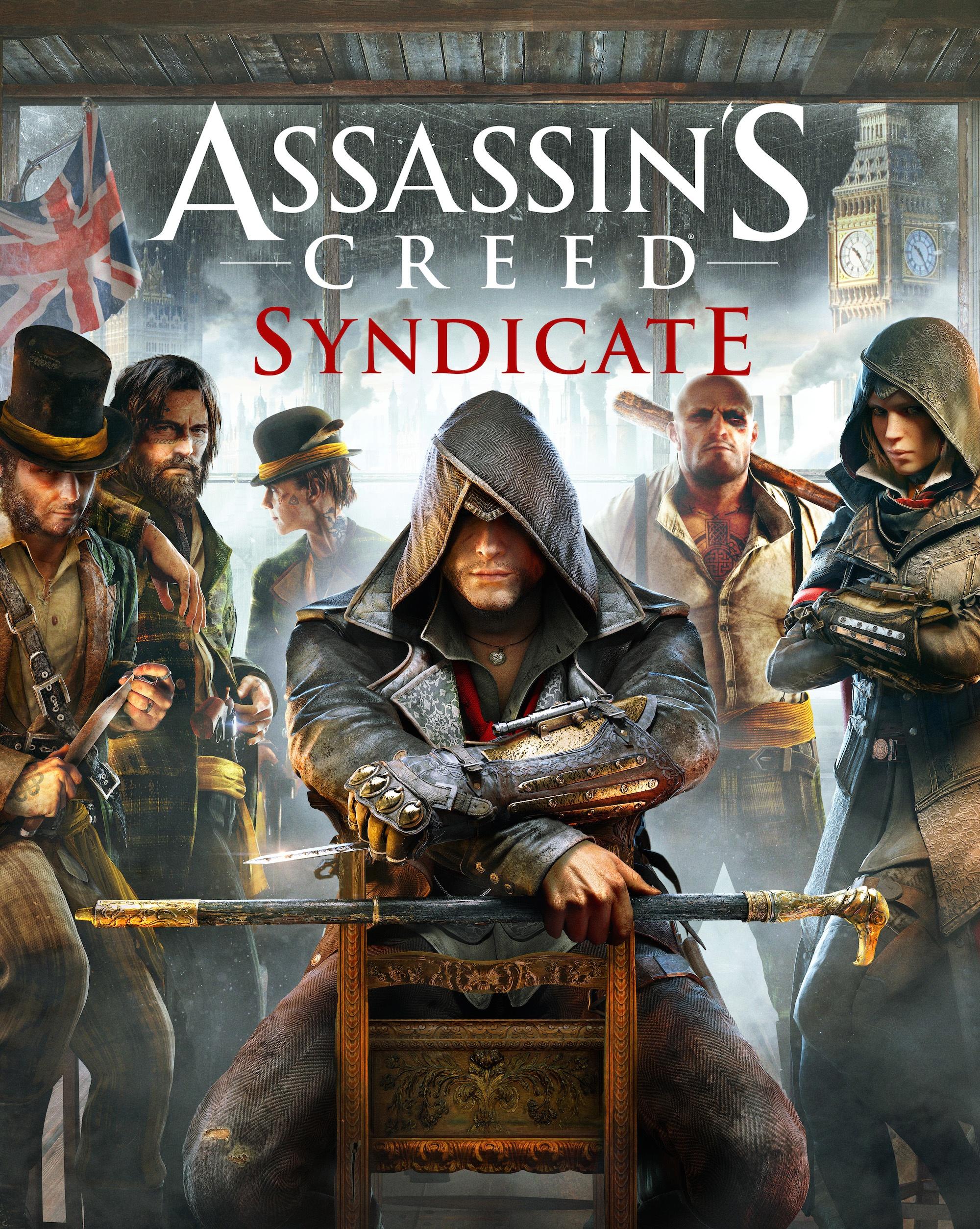 دانلود زیرنویس فارسی فیلم Assassin's Creed: Syndicate