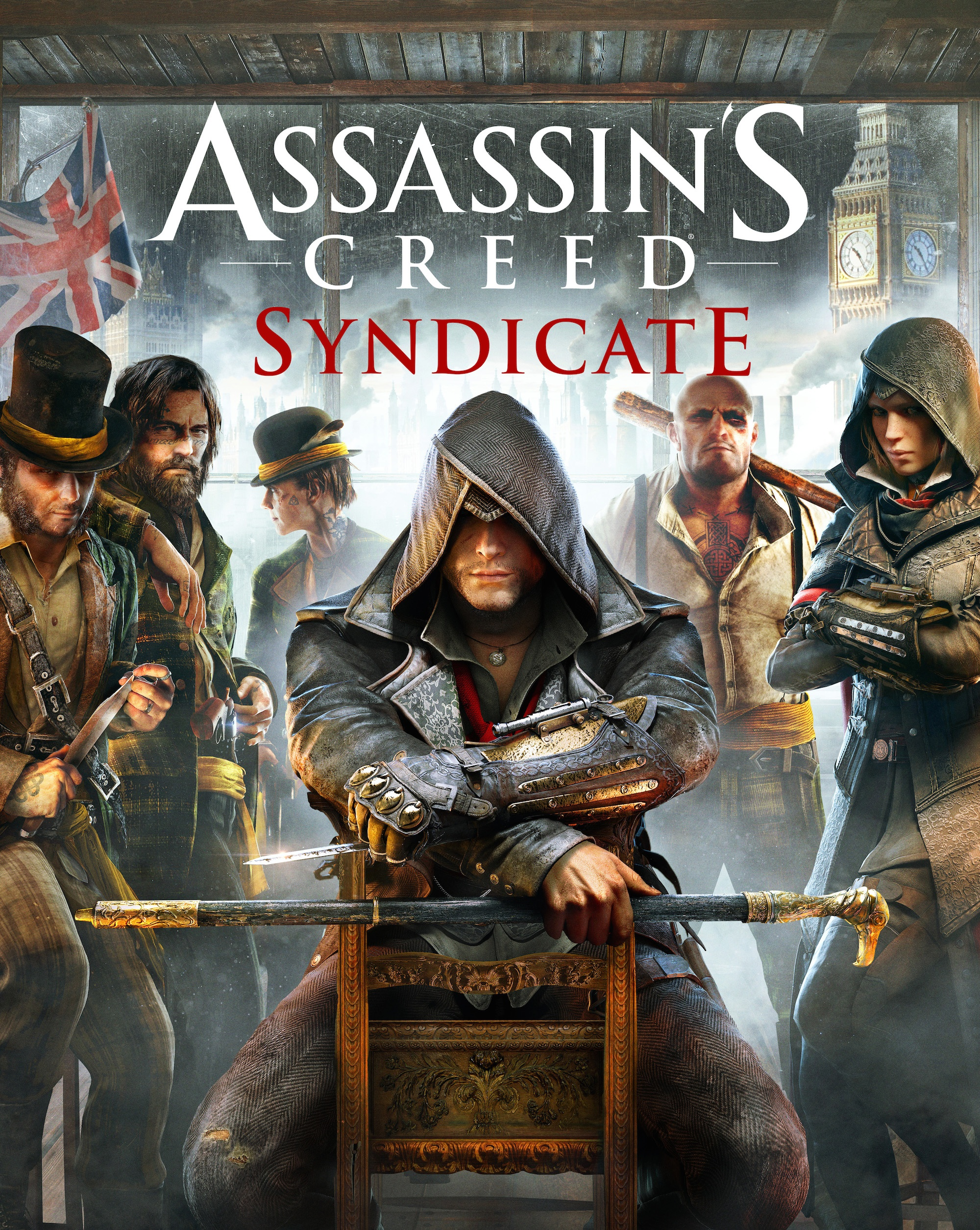 Assassin S Creed Syndicate Video Game 2015 Imdb