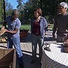Justine Shapiro and Joe Watkins in Time Team America (2009)