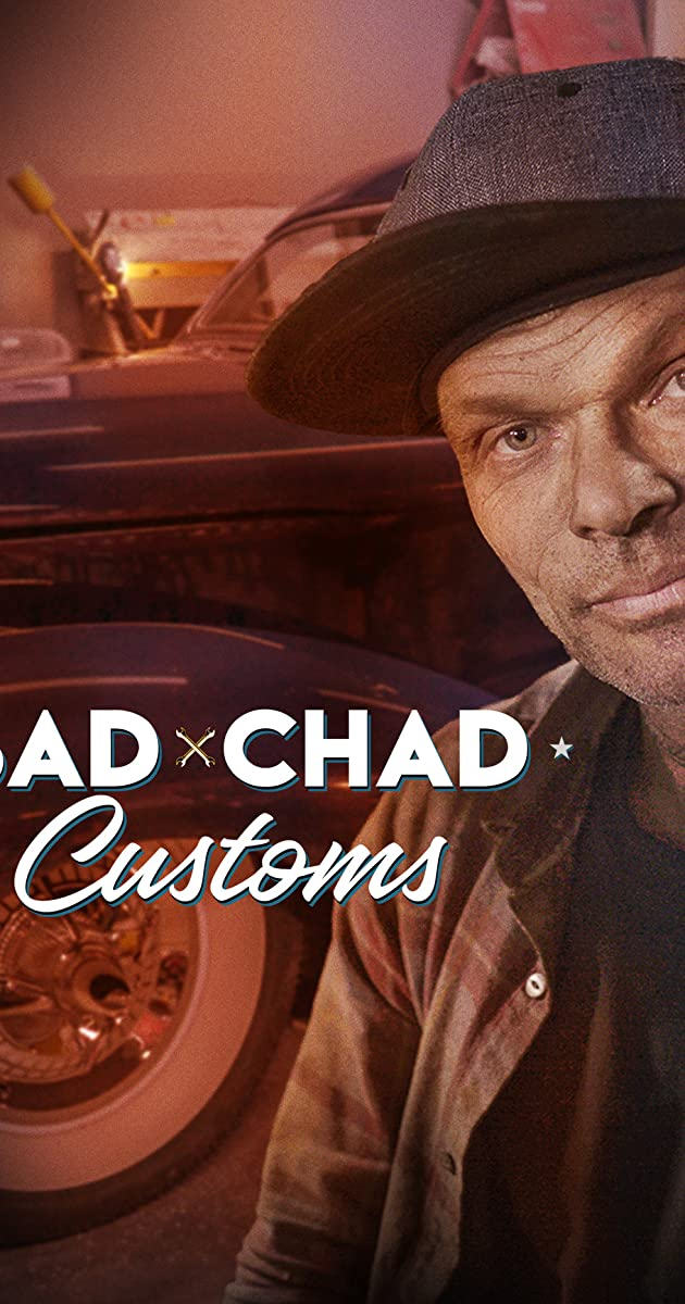 Download Bad Chad Customs or watch streaming online complete episodes of  Season1 in HD 720p 1080p using torrent