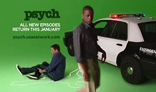 Psych: Returns This January