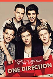One Direction: From the Bottom to the Top Poster