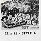 Roy Barcroft, James Bell, Michael Chapin, Margaret Field, Eilene Janssen, Danny Morton, and Robert Shayne in The Dakota Kid (1951)