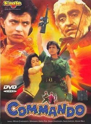 Mithun Chakraborty Commando Movie