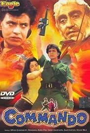 Commando(1988) Poster - Movie Forum, Cast, Reviews