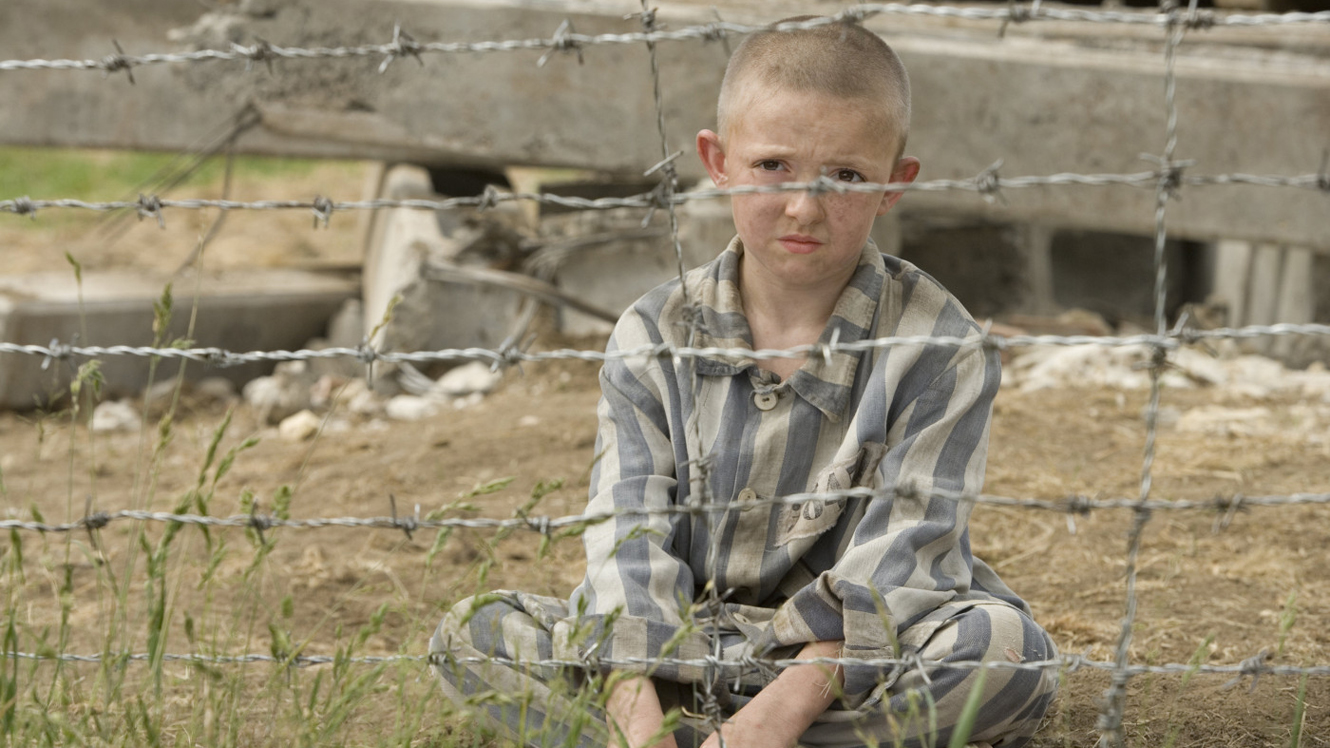 Image result for boy in striped pajamas