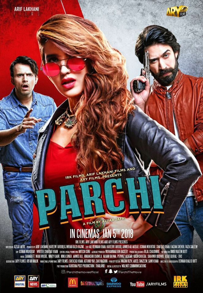 Parchi 2018 Pakistani Full Movie thumbnail