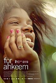For Ahkeem Poster