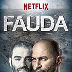 Hisham Suliman and Lior Raz in Fauda (2015)