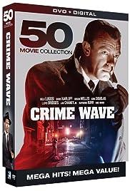 Crime Wave: 50 Movie Mega Pack Poster