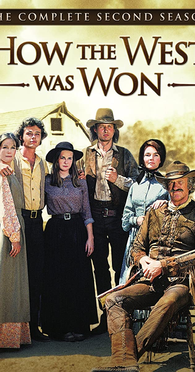 how the west was won tv series - 630×1200