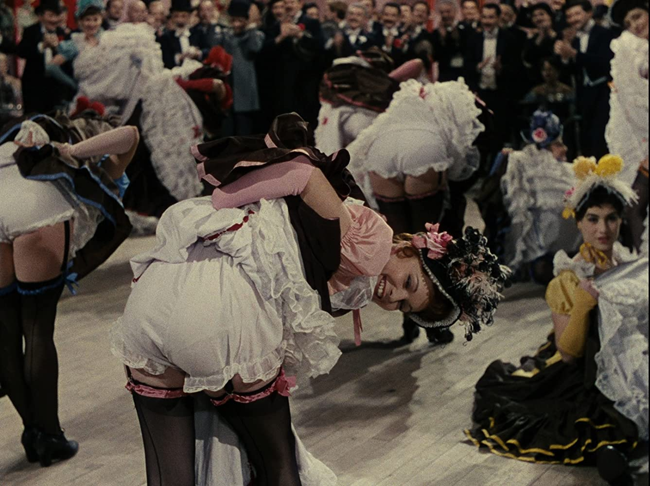 Françoise Arnoul in French Cancan (1955)