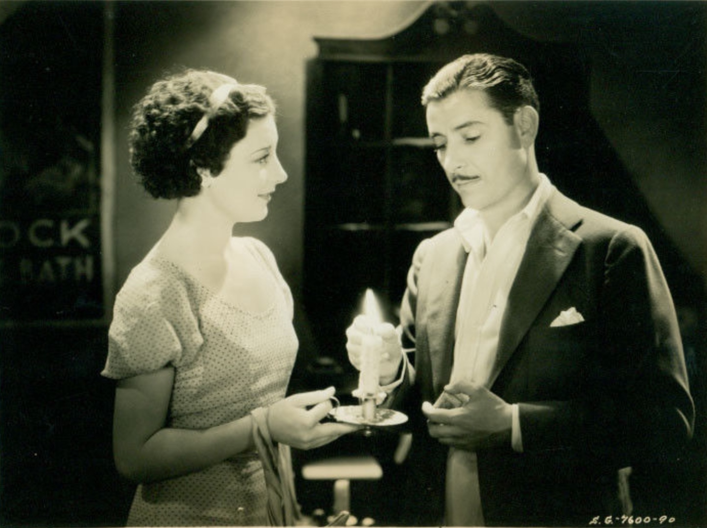 Phyllis Barry and Ronald Colman in Cynara (1932)