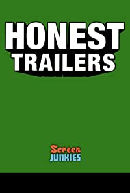 Honest Trailers (2012) Poster - TV Show Forum, Cast, Reviews