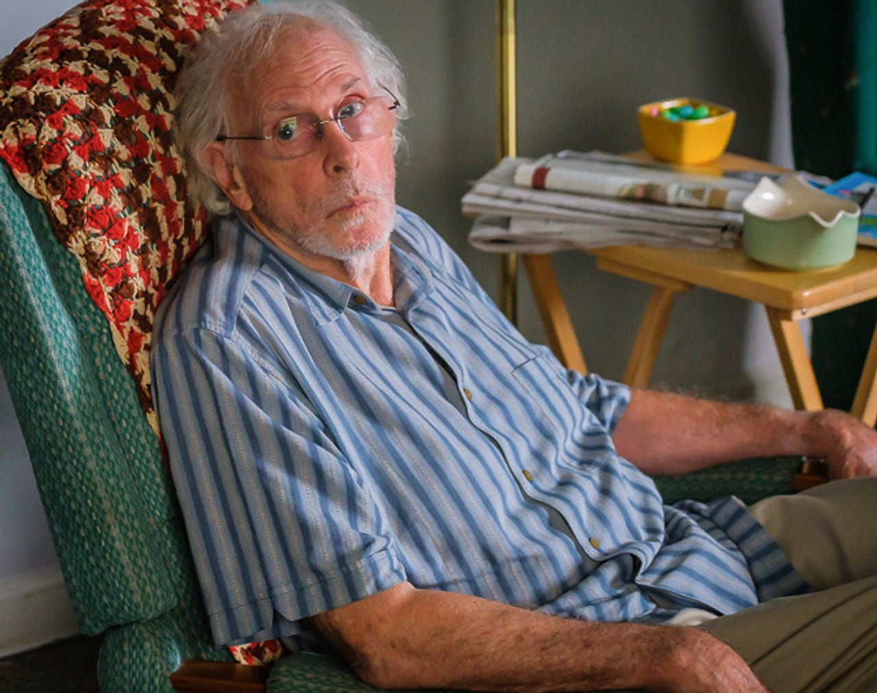 Bruce Dern in The Peanut Butter Falcon (2019)