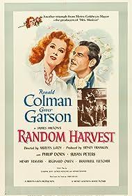 Greer Garson and Ronald Colman in Random Harvest (1942)