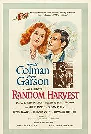 Random Harvest Poster