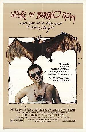Movie Where the Buffalo Roam (1980)