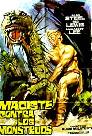 Poster for Fire Monsters Against the Son of Hercules