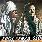 Antonio Almorós and Sara Montiel in La mies es mucha (1949)