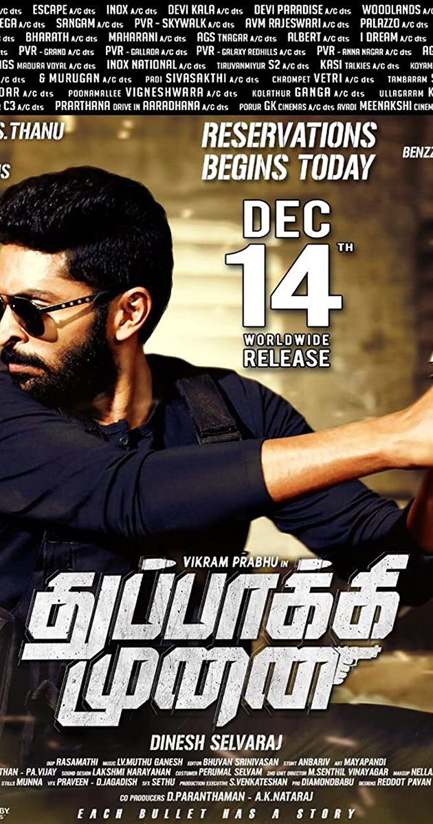 Thuppaki Munai Torrent Download