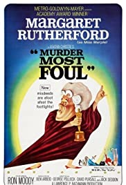 Murder Most Foul (1964) Poster - Movie Forum, Cast, Reviews