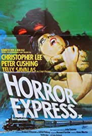 Horror Express (1972) Pánico en el Transiberiano 1080p