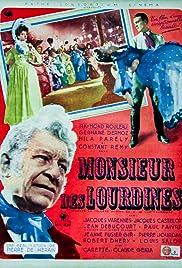 Monsieur des Lourdines Poster
