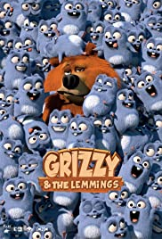 Grizzy and the Lemmings Poster