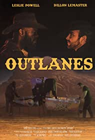 Leslie Shawn Powell and Dillon LeMaster in The Outlanes (2020)