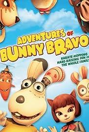 The Adventures of Bunny Bravo Poster