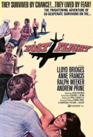 Lost Flight (1970) Poster - Movie Forum, Cast, Reviews