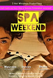 Spa Weekend Poster