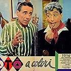 Rocco D'Assunta and Totò in Totò a colori (1952)