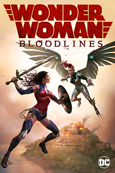 Wonder Woman: Bloodlines (2019) BluRay 720p & 1080p