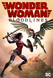 Wonder Woman: Bloodlines Poster