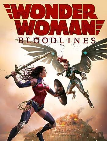 Wonder Woman: Bloodlines (2019) 720p