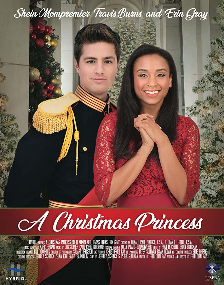 A Royal Christmas Cast.Someone Finally Created One Of Those Royal Christmas Movies