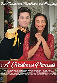 A Christmas Princess Poster