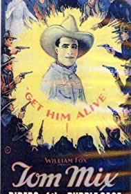 Tom Mix in Riders of the Purple Sage (1925)