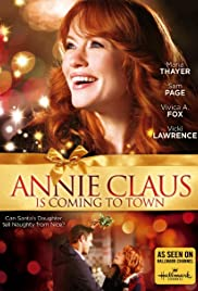 Annie Claus Is Coming to Town Poster