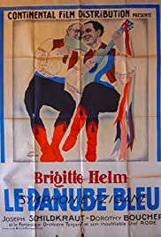 The Blue Danube Poster