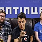 Nick Murphy, Josh Henderson, and Paul Ritchey in Continue? (2009)