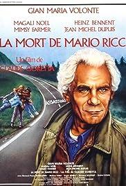 La mort de Mario Ricci(1983) Poster - Movie Forum, Cast, Reviews