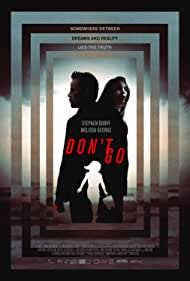 Stephen Dorff and Melissa George in Don't Go (2018)
