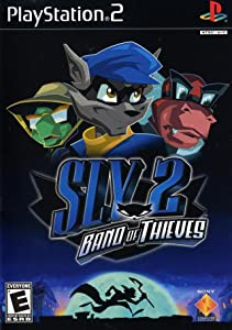 Sly 2: Band of Thieves hd mp4 download